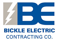 Bickle Electric Contracting Co. Logo